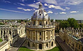 Bodleian Library & Radcliffe Camera